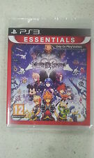 Kingdom Hearts II 2.5 HD Remix PS3 Game Sony PlayStation 3 PS3 Brand New