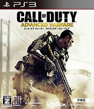(Used) PS3 Call of Duty Advanced Warfare Subtitled Ver. [Import Japan]