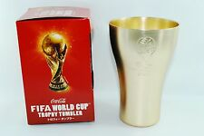 Coca Cola FIFA 2014 Brazil World Cup Trophy Tumbler from Japan