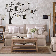 3D DIY Photo Tree PVC Wall Decals Adhesive Wall Stickers Mural Art Home Decor