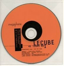 (AI269) Le Cube, 45 Tours No 1 - DJ CD