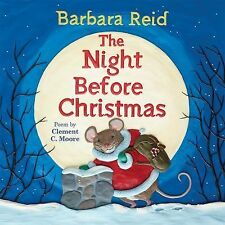The Night Before Christmas by Clement C. Moore (2014, Picture Book)