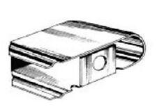 FIAT 500 F DISTANZIALE PARAURTI CROMATO RICAMBI D'EPOCA 29/47214
