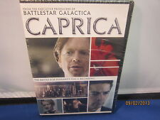 CAPRICA dvd The Battle For Humanity has a Beginning *New Sealed *Super Fast Ship