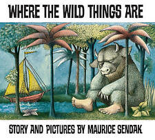 Where the Wild Things Are by Maurice Sendak (Paperback, 2000)