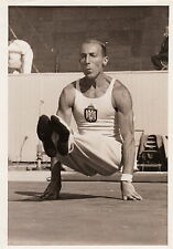 1936 OLYMPICS SUMMER GAMES BERLIN GERMANY ~ GYMNASTICS