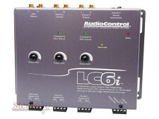 AudioControl LC6i Gray 6-Channel Line Output Converter With Internal Summing New