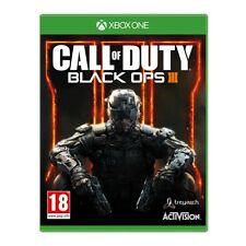 Call OF DUTY BLACK OPS 3 III Xbox One Gioco-Nuovo di zecca!