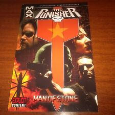Punisher Max Vol 7 Man of Stone TPB Marvel Comics Garth Ennis Frank Castle