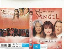 Touched By An Angel-Voll 3-1994/03-TV Series USA-[3 Disc 9 Episodes]-DVD