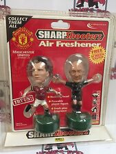 CORINTHIAN PROSTARS MANCHESTER UNITED JAAP STAM AND BARTHEZ AIR FRESHER 2 PK