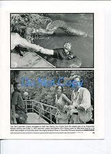 Jennifer Lopez Ice Cube Eric Stoltz Anaconda Original Press Still Movie Photo