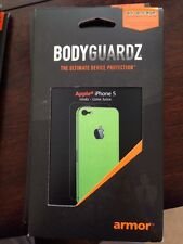 BodyGuardz Armor Rindz Full Body Protection Thin Stylish iPhone 5 Lime Juice