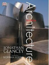 The Story of Architecture by Jonathan Glancey Paperback Book (English)