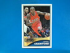 2015-16 Panini NBA Sticker Collection n.356 Jamal Crawford Los Angeles Clippers