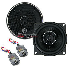 "Memphis Car Audio 15-MCX42 4"" 2-Way M-Class Series Coaxial Speakers New"