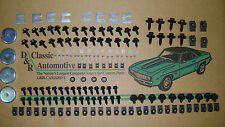Front End Sheet Metal Hardware 166pc Kit 68 69 70 71 72 Chevelle El Camino bolts