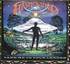 Take Me to Your Leader [CD/DVD] by Hawkwind