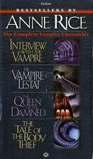 Complete Vampire Chronicles Interview with the Vampire, The Vampire Lestat, The