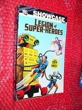 Showcase Library of Classics Presents Legion of Super-Heroes  #2 500 pages B/W