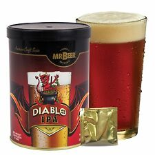 Mr. Beer Diablo IPA Homebrewing Craft Beer Refill Kit