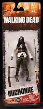 "2015 MCFARLANE TOYS THE WALKING DEAD SERIES 7 MICHONNE 5"" ACTION FIGURE MOC"