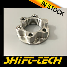 ST177  GILLES REAR TITANIUM  AXLE NUT SUZUKI GSX-S 1000 - HIGHEST QUALITY!!!!!!