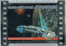 STAR TREK CINEMA 2000 GALACTIC CONFLIX CARD GC8/1000