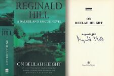 Reginald Hill - On Beulah Height - Signed - 1st/1st