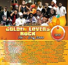REGGAE LOVERS ROCK GOLDEN MIX CD