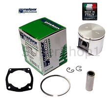 Meteor Piston Kit + Gasket For Husqvarna 359 47mm R 537 15 72-02 Made In Italy