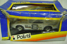 POLISTIL CHEVROLET CORVETTE 1/24 metallo.