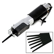 High Speed Reciprocating Air Body Cut-Off Saw with 6 Blades perfect for bodyshop