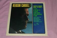 Henson Cargill - Skip a Rope - Monument SLP18094 AUTOGRAPHED - FAST SHIPPING!!