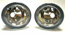 Toyota Corolla Verso 2002-2004 front bumper fog-lights pair right+left (RH+LH)