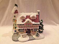 Hawthorne Village Rudolph's Christmas Town ~ Santa's Toy Workshop ~ CoA MIB