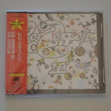 LED ZEPPELIN - III - CD JAPAN 1995 PRESS