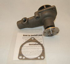 NEW STUDEBAKER EARLY CHAMPION SIX WATER PUMP 169 & 185 1942-58 # 682630