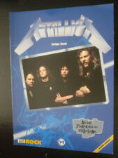 BIOGRAPHIE GROUPE METALLICA RARISSIME EN FRANCAIS 1996 - 64 PAGES -