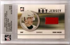 2006-07 ITG Ultimate 7th Malkin R.O.Y. Jersey 02/25 (H-0433)