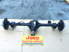 2007-2015 JEEP WRANGLER JK REAR DIFFERENTIAL AXLE DANA 44 RATIO 410 2 OR 4 DOOR