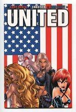 Lady Death Chastity Bad Kitty United #1 Premium Variant Mike Flippin Cover 9/11