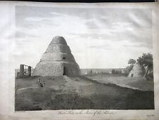 TRULLO ,ADRIATICO. Friedrich Nicolovius 1794.RARA,PUGLIA GMELIN