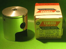 YAMAHA KT100 RC100S RACING CART YAMAHA PISTON STD. SIZE OEM #787-11631-01-97