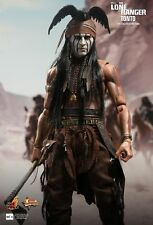 Hot Toys - TONTO - THE LONE RANGER - 1/6 Scale figure - UK SELLER