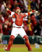 YADIER MOLINA ~ 8x10 Color Photo Picture ~ World Series ~ St. Louis Cardinals