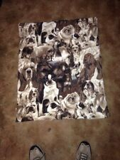Dog Blankets Hand Made Of Fleece In The U.S.A. Doggie Daydreams LLC
