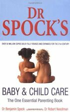 Dr. Spock's Baby and Childcare By Benjamin Spock. 9780671021948