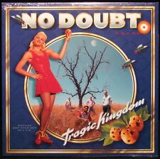 No Doubt Tragic Kingdom GOLD VINYL LP Record gwen stefani ska pop punk rock NEW!