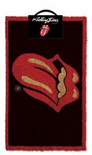 ROLLING STONES (LIPS) DOOR MAT GP85024 Doormat 100% Coir Rubber Back Door Mat